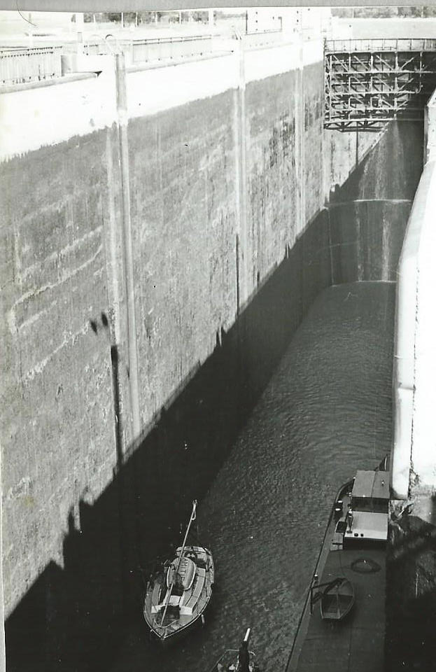 23 metre lock