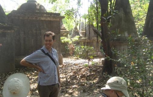 cemetery kolkata