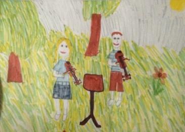 elvira painting