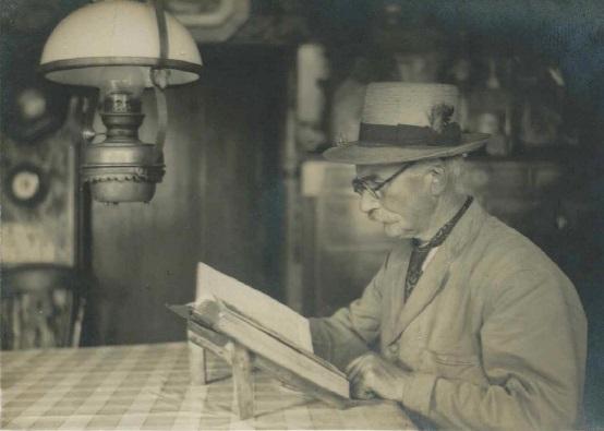 great grandfather william dehner