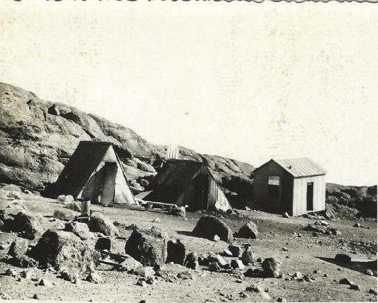 kibo hut kilimanjaro