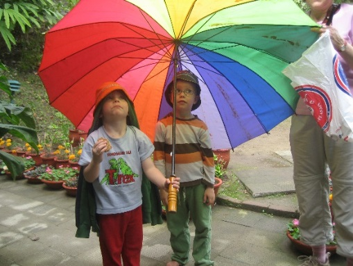 magnus and edvard umbrella