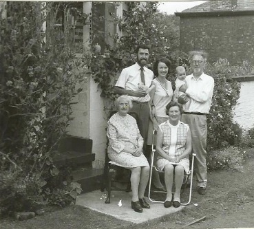 Nan, Glyn and others