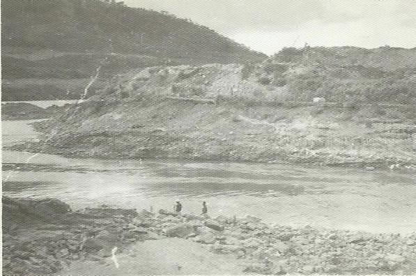 new volta dam