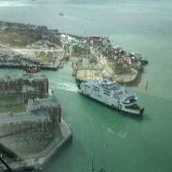 pompey harbour 1