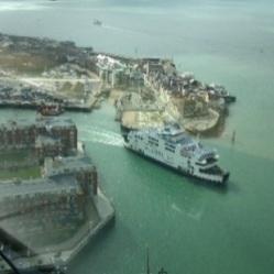 pompey harbour 1