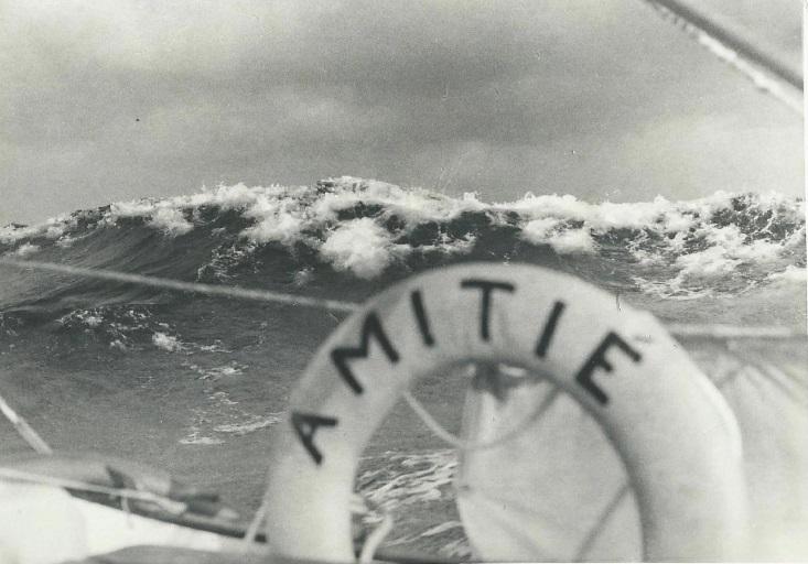 rough weather mid atlantic