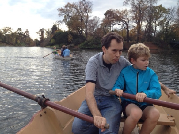 rowing bois boulogne
