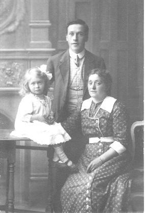 ruth albert and bertha 1914