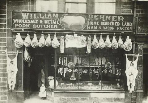 the deans' shop in hebden bridge