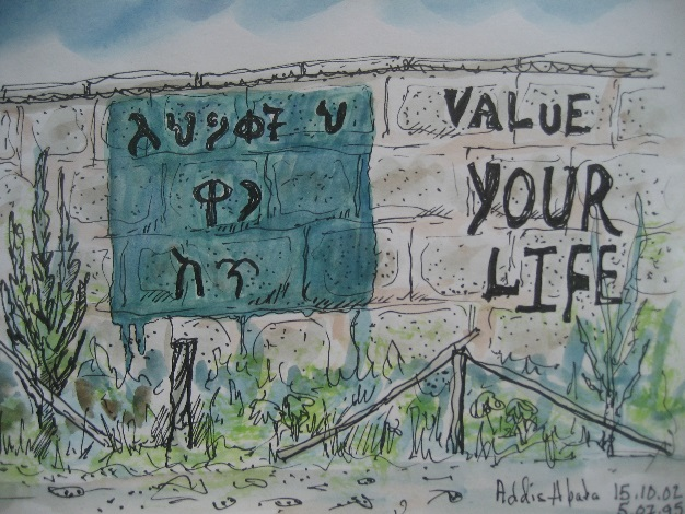 value your life addis 2002